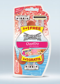 Quattro for Women Sparkle